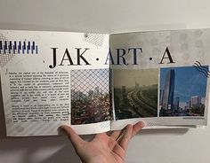 "Check out new work on my @Behance portfolio: ""JAK.ART.A Travel Booklet Design"" http://be.net/gallery/50947863/JAKARTA-Travel-Booklet-Design"