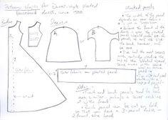 SCA German Renaissance Research: Kleid / Housebook Dress