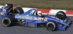 Rene Arnoux JS29