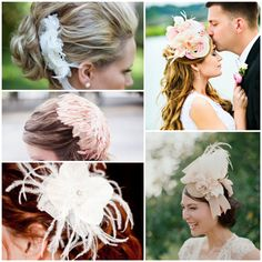 weddings with feathers - Google Search