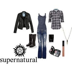 Supernatural inspired