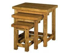 Rutland Nest of Tables from PD Global £127.42