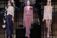 Armani Privé Haute Couture Spring 2014 show paris fashion week