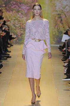 Zuhair Murad – Couture Line Spring/Summer 2014 Spring Fashion Trends, Spring Summer Fashion, Spring 2014, Summer 2014, Spring Style, Fashion Images, Fashion News, Fashion Show, Runway Fashion