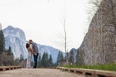 Yosemite Wedding Photographer | Bergreen Blog: Jean-Paul and Lorraine's Yosemite Engagement PhotoDate | Yosemite Engagement Photography