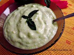 Tzatziki, Avocado, Pudding, Cooking, Desserts, Food, Meal, Custard Pudding, Kochen