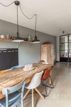 Blog   Pure & Original Dining room
