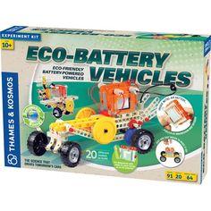 Eco-Battery Vehicles Kit at xUmp.com