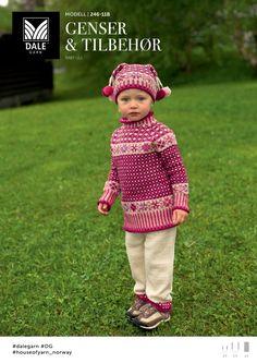 4 Kids, Children, Baby Barn, Knit Fashion, Knitting Patterns, Crochet Hats, Fair Isles, Pattern Ideas, Wool