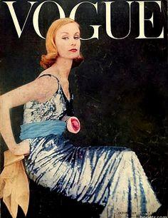 1958 dress by Frederick Starke
