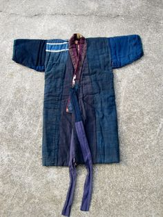 Boro kimono - japanese patchwork
