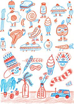 Doodlers Anonymous: Doodle Art - Page 6