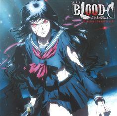 [ALBUM] BLOOD-C - ORIGINAL SOUNDTRACK - THE LAST DARK