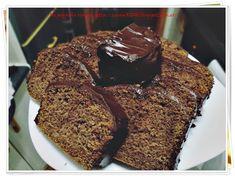 Mi pequeño rincon: Plum-cake de chocolate