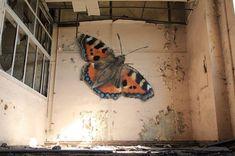 The Romantic Graffitis of Mantra – Fubiz Media