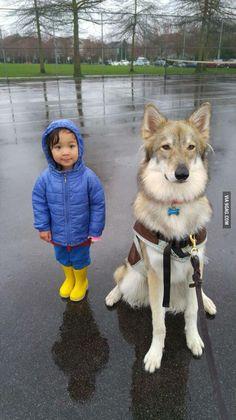 Never mess with this kid- via 9gag