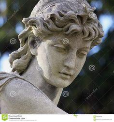 griekse goden Aphrodite, godin van o.a. schoonheid en liefde