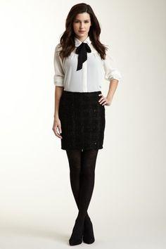 What a Blair Waldorf outfit