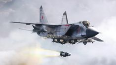 Russia picks MiG 31 fighter as a carrier for cutting edge hypersonic weapon