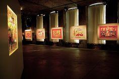 RIch Mix: Brick Lane Exhibition Design - Lille3000 France by Camus Live Art, via Flickr