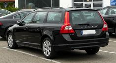 Volvo V70 D5 (III) – Heckansicht, 28. Mai 2011, Hilden - Volvo V70 - Wikipedia, the free encyclopedia