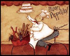Buon Appetito by Dan Dipaolo