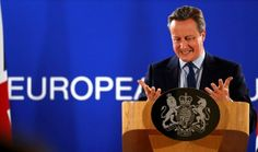Before and after Brexit: Photo highlights of British politics in 2016:      Cameron:   Britain's Prime Minister Cameron addresses a news conference after the EU Summit in Brussels, Belgium on 28 June 2016.   Phil Noble/ Reuters