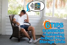 Learn the things that you need to do in choosing the best price storage units for a more effective and hassle-free storage experience. Self Storage, Choose The Right, Storage Solutions, The Unit, Good Things, Store, Fitness, Tips, Advice