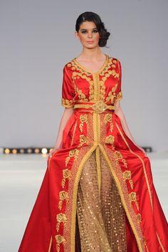 Fashion days Marrakesh 2012   Deuxième sélection des 15 plus beaux caftans   e539581a469