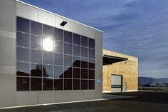 Renggli-Werk: Photovoltaik-Anlage
