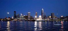 Cleveland - Evening