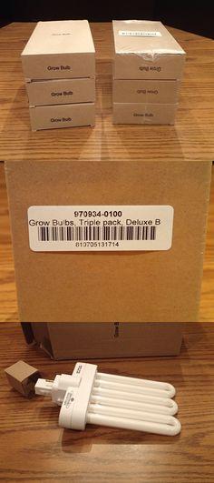 Grow Light Bulbs 178988: New Aerogarden Grow Bulbs – Deluxe B 26W – Lot Of 6 -> BUY IT NOW ONLY: $27.99 on #eBay #light #bulbs #aerogarden #deluxe Grow Bulbs, Grow Light Bulbs, Grow Lights, Ebay
