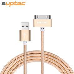 아이폰 4 USB 케이블 4 초 아이 패드 1 2 3 새로운 아이 패드 아이팟 터치 데이터 동기화 충전 케이블 30 핀 아이폰 충전기 케이블