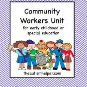 Community Workers Unit