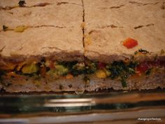 Finding Joy in My Kitchen: Baked Vegetable Sandwiches