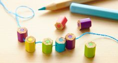 How to Make Pencil Beads