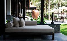 The Nam Hai paradise resort near Hoi An