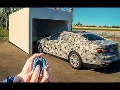 BMW Self Parking Car