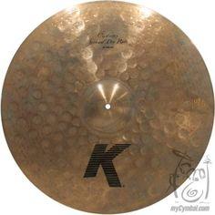 "Zildjian 21"" K Custom Special Dry Ride Cymbal"