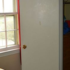 Creating Paneled Doors for Pennies (The Painted  Drawer)
