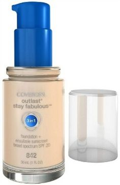 Covergirl outlast stay fabulous 3 in 1 foundation