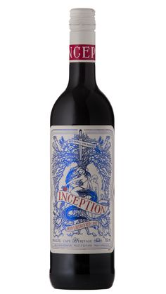 Cape Heritage Inception 2011 Design firm: Just Design #wine #packaging #SouthAfrica