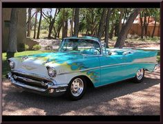 1957 Chevy Bel Air...Brought to you by #House of #Insurance in #Eugene