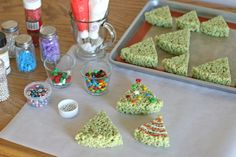 Guest Post: Glory of Glorious Treats and Rice Krispies Treats Christmas Trees | The Decorated Cookie