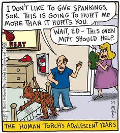 The Argyle Sweater Comic Strip, May 03, 2016 on GoComics.com