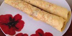 kokuszlisztes-palacsinta Baking, Ethnic Recipes, Food, Bakken, Eten, Bread, Backen, Meals, Reposteria