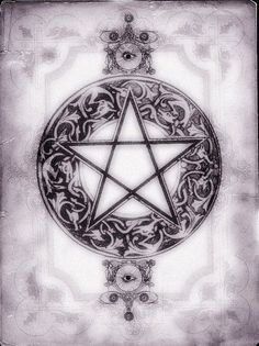 Pentacle #Wicca