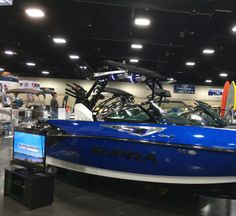 2014 Downtown Knoxville Boat Show Mastercraft Boats