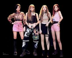 Image may contain: 5 people, people standing Stage Outfits, Kpop Outfits, Cute Outfits, Girls Generation, Blackpink Fashion, Fashion Outfits, K Pop, Blackpink Wallpaper, Mode Kpop