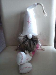 Un gnome blanc tout en style!
